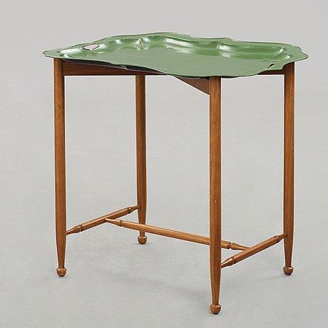 Josef frank, a mid 20th century tray table, svenskt tenn, sweden.