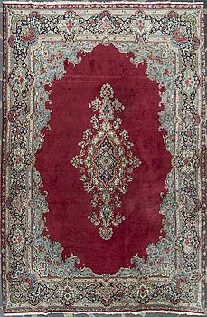 MATTA, Kirman, Iran, old, 396x266 cm.