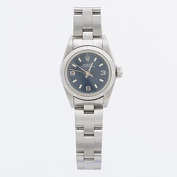 ROLEX, Oyster perpetual, armbandsur, 26 mm.