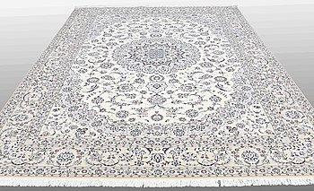 MATTA, Nain , part silk , s.k 6LAA, ca 380 x 253 cm.