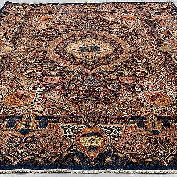 MATTA, Kashmar, ca 399 x 301 cm.
