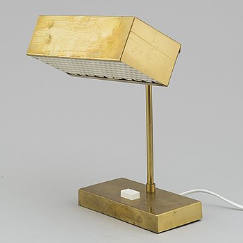 HANS-AGNE JAKOBSSON, bordslampa, Elidus, 1960-tal.