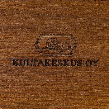 TAPIO WIRKKALA, BESTICKLÅDA, 7 delar, 'Marski', silver, Kultakeskus, Tavastehus 2002.