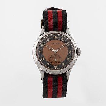 LONGINES, armbandsur, 33 mm.