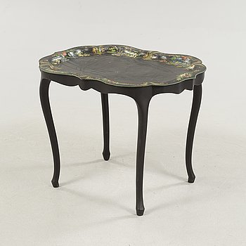 A early 20th century table.