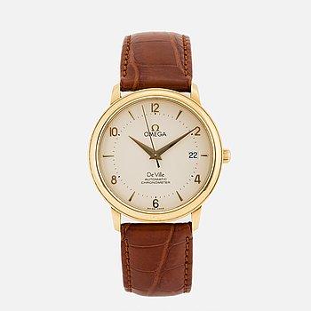 OMEGA, De Ville, armbandsur, 36,5 mm.