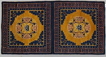 MEDITATIONSMATTA, semiantik, Ningxia, ca 135 x 70 cm.