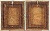 Ulrica fredrica pasch attributed to, gustaf iii (1746-1792) & sofia magdalena (1746-1813).