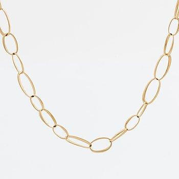"POMELLATO COLLIER 18K guld ""Catene"", 30,4 g,"