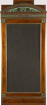 14. AN EMPIRE MIRROR, Early 19th Century.