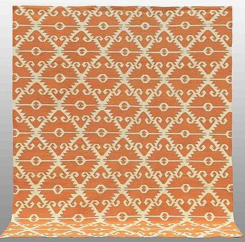 MATTA, slätväv, ca 293 x 245 cm.