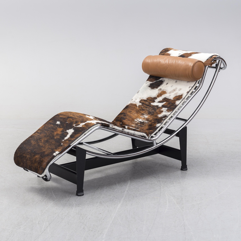 Fabulous Le Corbusier Pierre Jeanneret Charlotte Perriand A Lc4 Inzonedesignstudio Interior Chair Design Inzonedesignstudiocom