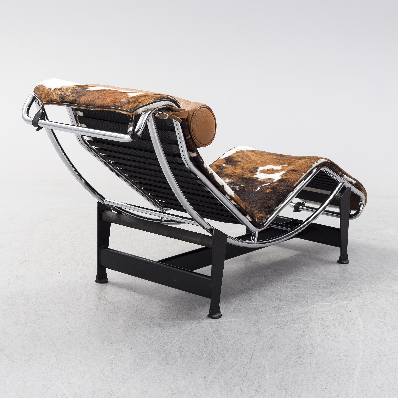Fine Le Corbusier Pierre Jeanneret Charlotte Perriand A Lc4 Inzonedesignstudio Interior Chair Design Inzonedesignstudiocom