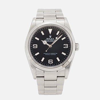 ROLEX, Oyster Perpetual, Explorer (Swiss Made), Chronometer, armbandsur, 36 mm.