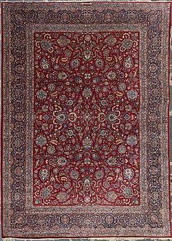 MATTA, Keshan, semiantik, signerad. 388 x 278 cm.