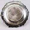 Voi-astia, hopeaa ja lasia, carl gustav ekqvist, pietari, 1850-luku, 1850-luku, venäjä.