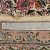 Matta, kirman, old, 367 x 270 cm.