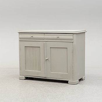 A mid 19th century cabinet.