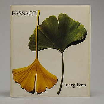 "PHOTOBOOK, Irving Penn ""Passage""."