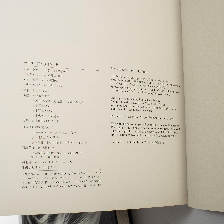 PHOTOBOOKS, 3, Edward Steichen  - Bukowskis