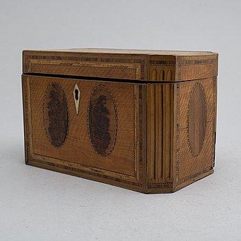 TESKRIN, sengustavianskt, tidigt 1800-tal.