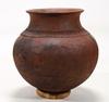 Kruka, keramik, afrika.