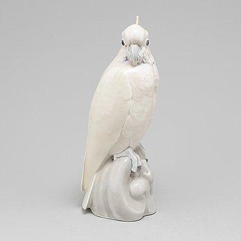 DAHL JENSEN, figurin, porslin, Bing & Grøndahl, formgiven 1902.