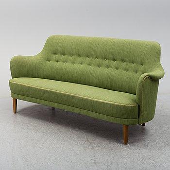 """CARL MALMSTEN, soffa, """"Samsas"""", 1900-talets andra hälft, OH Sjögren."""