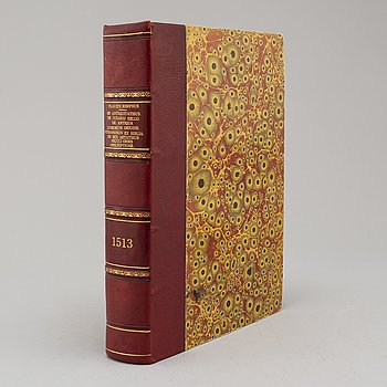 BOOK, Flavius Josephus' Jewish history, 1513.