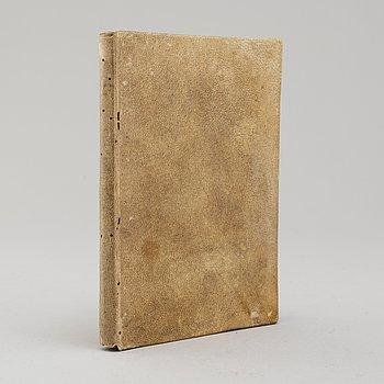 BOOK, Children's book, 1535.