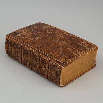"""BOOK, Cicero's """"Letters to Friends"""", 1577."""