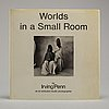 """Photobook, rving penn """"worlds in a small room"""""""