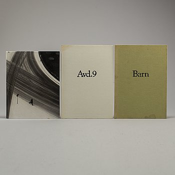 PHOTOBOOKS, Three (3) Gunnar Smoliansky, Walter Hirsch.