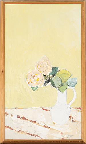 Sven hansson, oil on canvas.