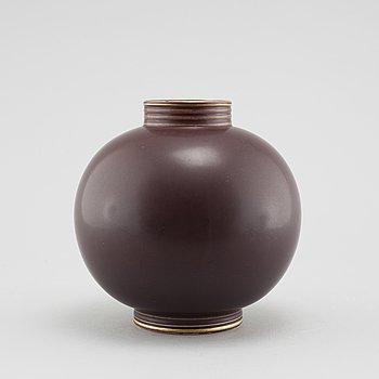 """GUNNAR NYLUND, vase """"Orient"""", Rörstrand"""", 1930s."""