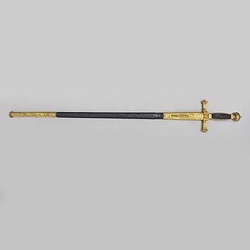 ÄMBETSMANNASVÄRJA, svensk, 1800-tal.