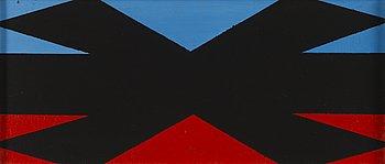PAUL OSIPOW, oil on canvas, a tergo signeerattu ja päivätty -88.