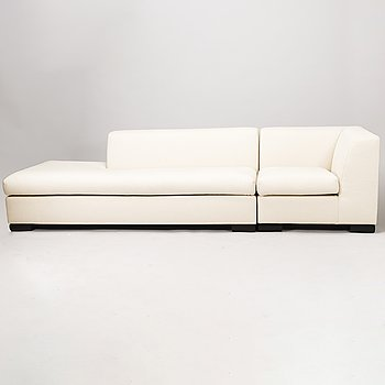 """PAOLO PIVA, divaani/sohva, """"Camin"""", Wittmann 2000-luku."""