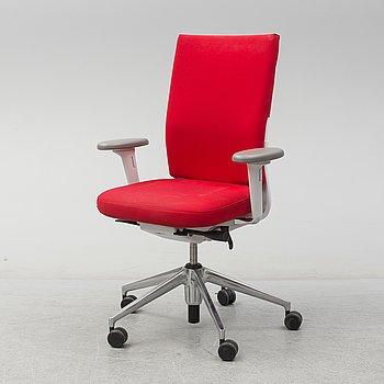 "ANTONIO CITTERIO,  kontorsstol, ""Axess Plus Chair"", för Vitra."