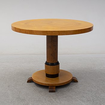 A first half of the 20th century table.
