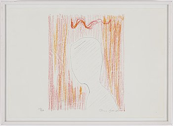 RUNE JANSSON, lithographs  in colour 3, signed 119/120, 118/120, 120/120.