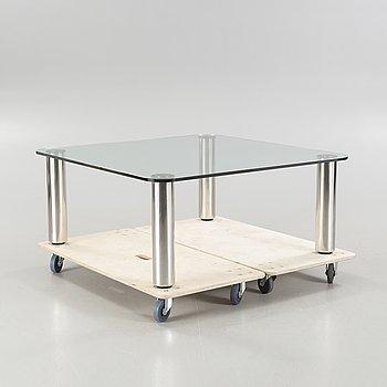 "A ""Marcuso"" sofa table, designed by Marco Zanuso for Zanotta, model launched 1969."
