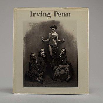 """PHOTOBOOK, Irving Penn """"Irving Penn"""" 1984."""