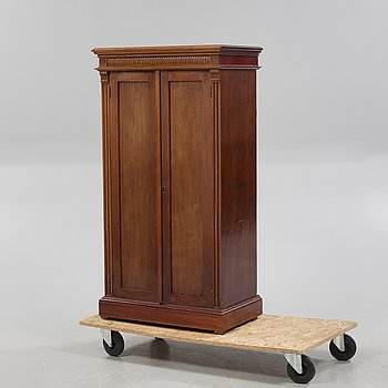 a cabinet from around year 1900.