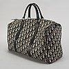 Christian dior, a 'speedy' canvas bag