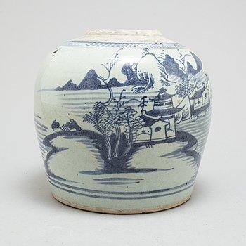 BOJAN, porslin, Kina, 1800-tal.