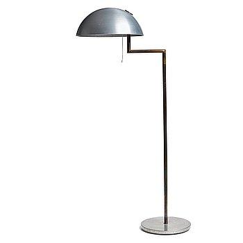 315. Björn Trägårdh, a floor lamp, model 1715 for Firma Svenskt Tenn, Sweden 1930's.
