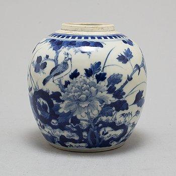 BOJAN, porslin. Kina, Qingdynastin, Guangxu (1874-1908).
