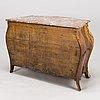 Lipasto, friedrich kruus (huonekalupuuseppä tukholmassa 1746-1765). rokokoo.