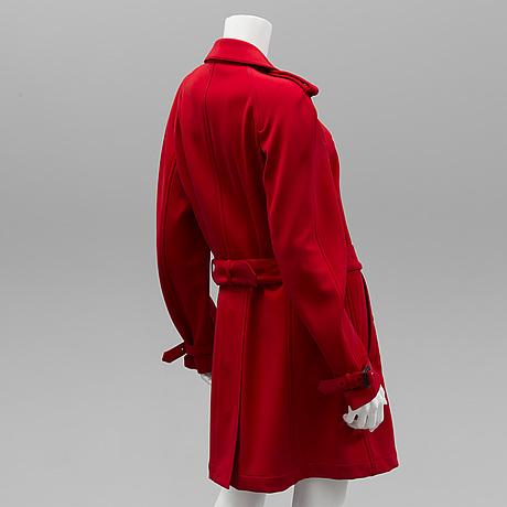 Coat, burberry, italien size 48.